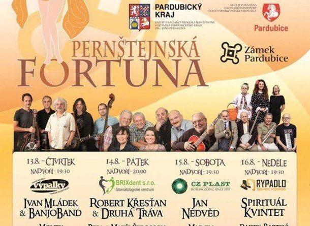 Pernštejnská Fortuna 2015