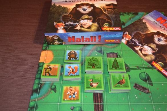 SOUTĚŽ o deskovou hru - HALALI