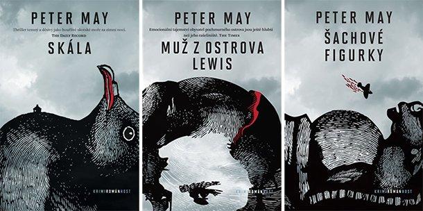 SOUTĚŽ o tři detektivní knihy PETERA MAYE