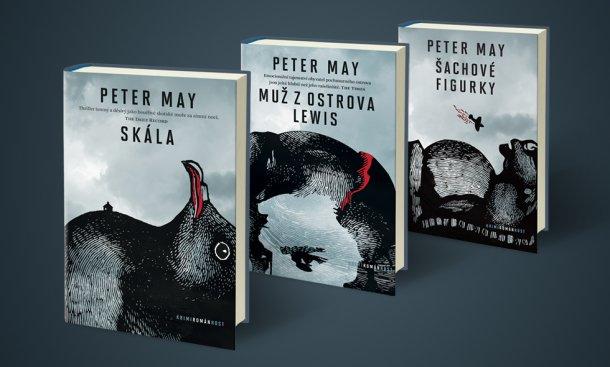 SOUTĚŽ o knihy z románové trilogie PETERA MAYE