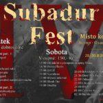 Subadur Fest 2015