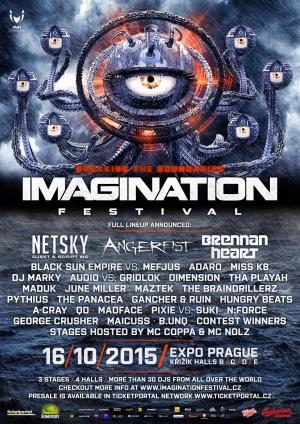 Imagination Festival oznámil první jména