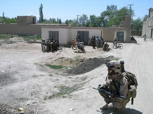 Do temnoty - zpověď českého vojáka v Afghanistánu