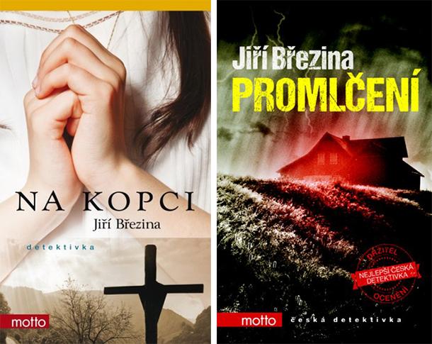 SOUTĚŽ o dvě detektivky Jiřího Březiny