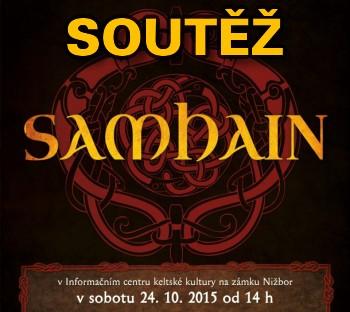 SOUTĚŽ o vstupenky na oslavy svátku SAMHAIN na zámku Nižbor