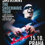 SOUTĚŽ o dvě vstupenky na koncert JOE SATRIANIHO do Prahy