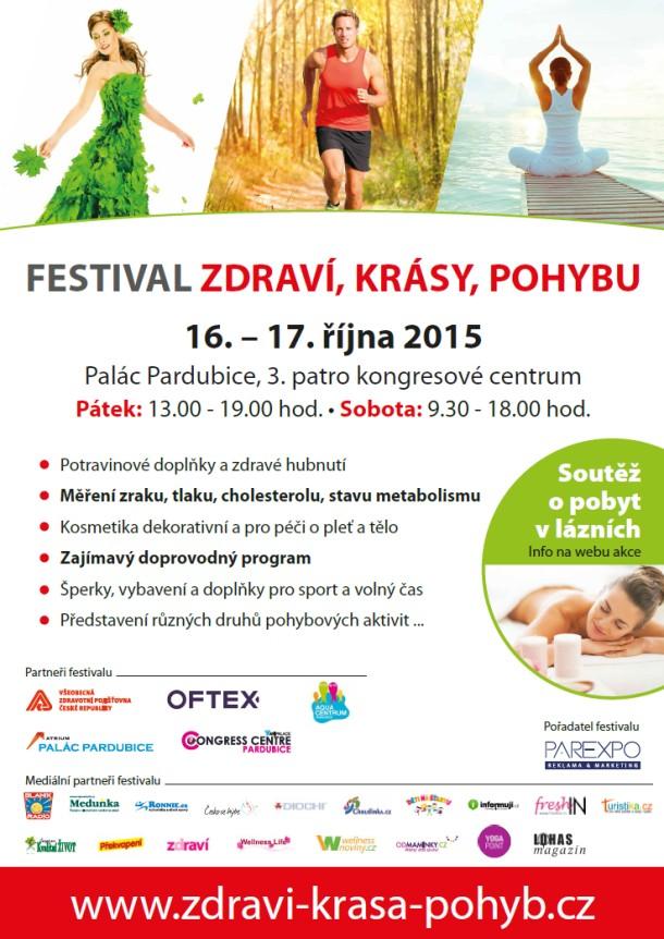 Pardubický Festival zdraví, krásy, pohybu