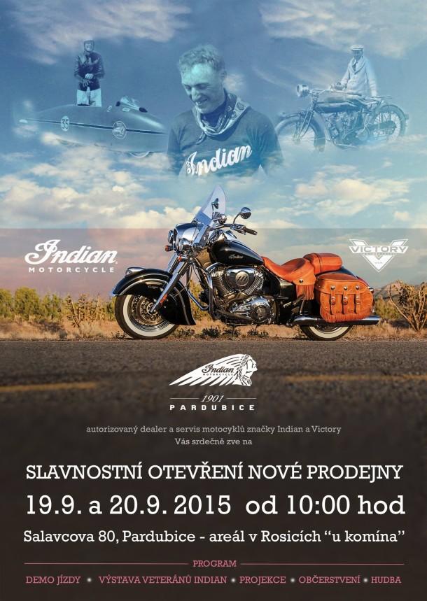 Indian & Victory moto-obchodu