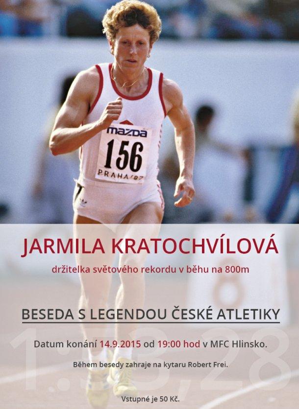 Jarmila Kratochvílová