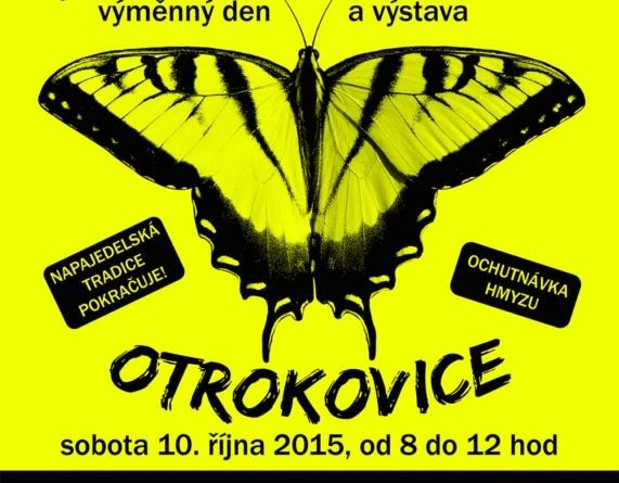 Mezinárodní entomologický výměnný den a výstava v Otrokovicích
