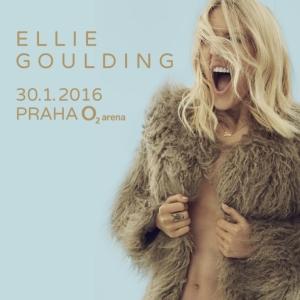 Ellie Goulding se vrací do České republiky