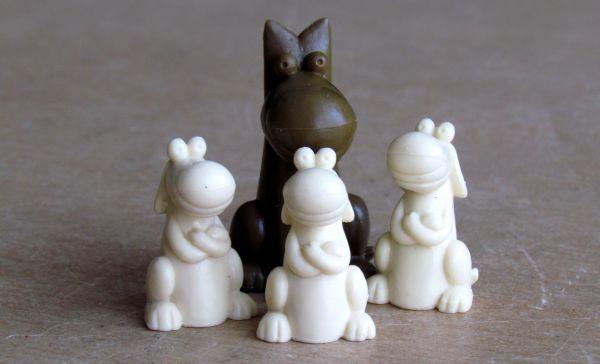 Ranč - figurky