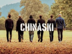 Výjimečný klubový koncert Chinaski v Herálci