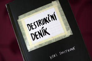 Destrukční deník - Keri Smith