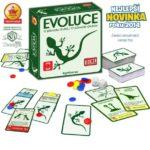 Karetní hra – EVOLUCE: O původu druhů