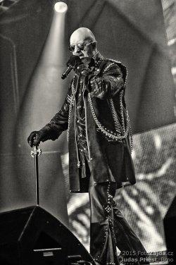 Judas Priest, foto: Jaromír Zajda Zajíček