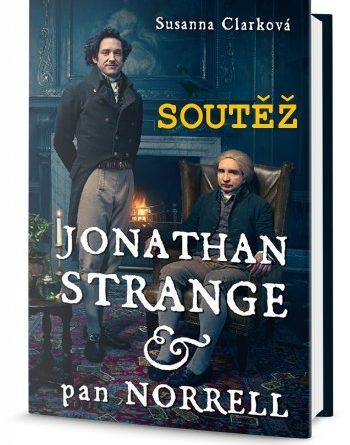 SOUTĚŽ o knihu Jonathan Strange a pan Norrell