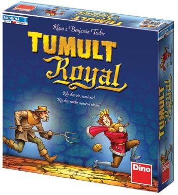 SOUTĚŽ o strategickou hru TUMULT ROYAL