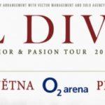 Il Divo přijedou v příštím roce opět ovládnout O2 Arenu