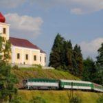 Výstava železničních modelů v Chrudimi