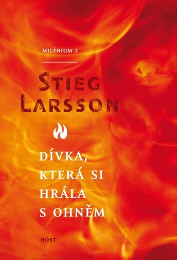 Dívka, která si hrála s ohněm