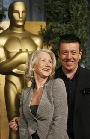 Helen Mirren a Peter Morgan
