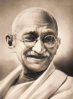 Kalendárium - Maháthmá Gándhí