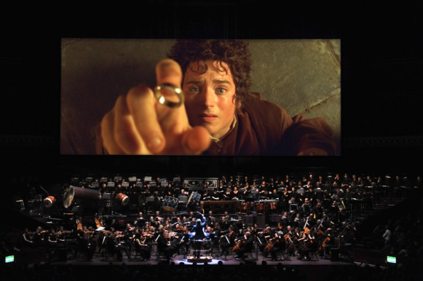 Lord of the Rings - The Fellowship of the Ring in Concert