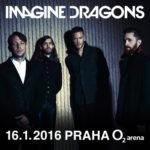 Draci – Imagine Dragons v pražské O2 Aréně