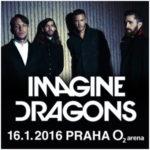 Imagine Dragons již tuto sobotu v O2 Aréně