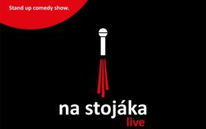 Stand up comedy show - Na stojáka.