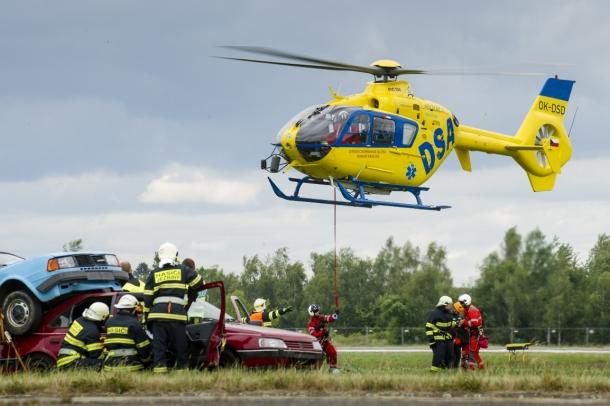 Helicopter Show a Rally Show v Hradci Králové opět spojí své síly