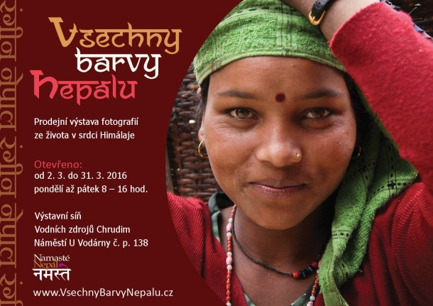 Všechny barvy Nepálu