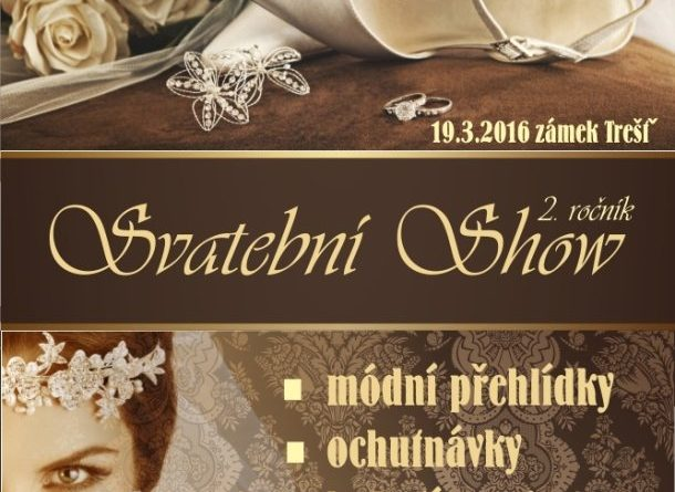 SOUTĚŽ o kosmetické balíčky a vstupenky na Svatební show na Vysočině