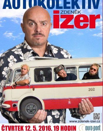 Zdeněk Izer a autokolektiv přijede do Skutče