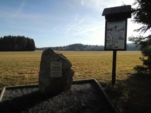 Naučná stezka v Sobíňově prochází unikátním souborem mokřadů i starou obchodní stezkou