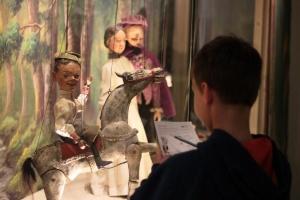 Loutkářské muzeum v Chrudimi opět nabízí hravou oslavu Velikonoc