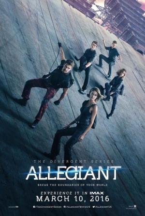 Série Divergence: Aliance