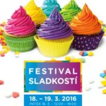 Festival sladkostí v Atrium Paláci Pardubice