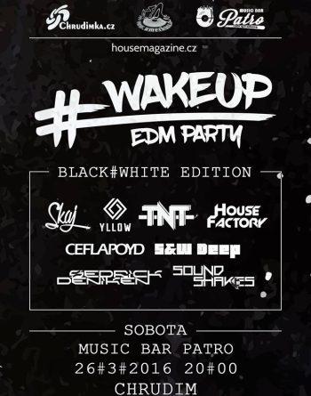 WAKEUP party se vrací s nabušeným lineupem