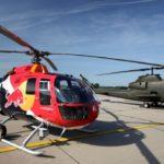 Součástí programu letošní Aviatické pouti bude také akrobacie vrtulníku