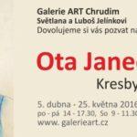 Ota Janeček – Kresby