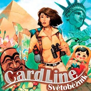 SOUTĚŽ o vědomostní hru CARDLINE: Světoběžník
