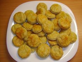 Sýrové kroužky z Nivy