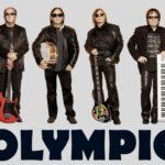 OLYMPIC zahrají na otevření PORTER ARENY v Pardubicích