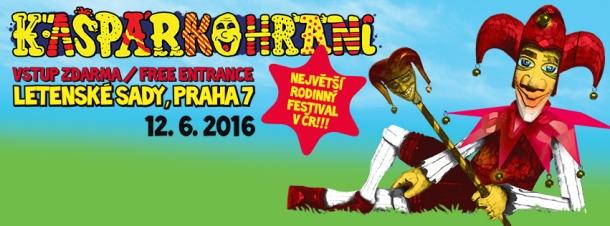 Festival KAŠPÁRKOHRANÍ nabídne zábavu pro celou rodinu