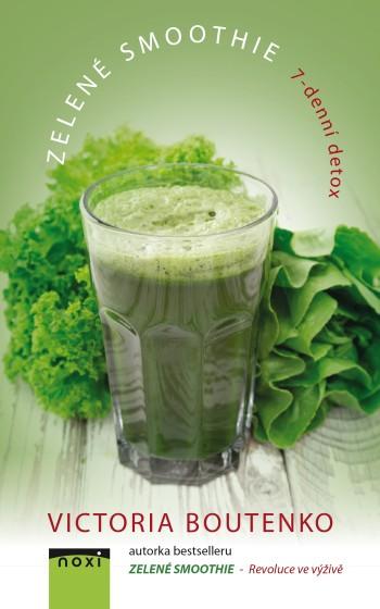 Zelené smoothie:  7-denní detox