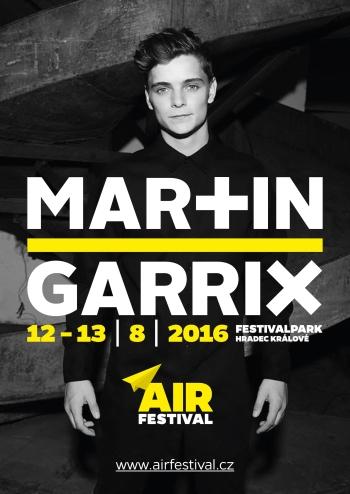 Air festival potvrzuje další jména