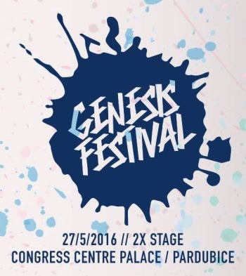 Genesis Festival již v pátek v Pardubicích