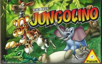 JUNGOLINO - běhání za zvířátky